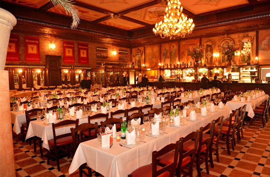 Restaurant XII Apostel – Apostelhalle Hannover