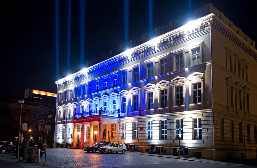 Palais am Festungsgraben, Berlin