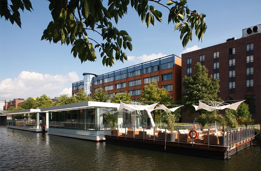 Kai 10 – The Floating Experience, Hamburg