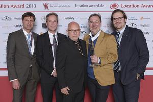 Location Award 2013
