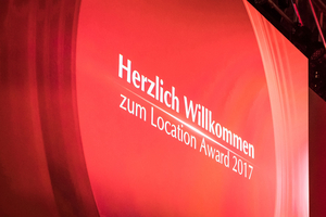 Location Award 2017 - Preisverleihung