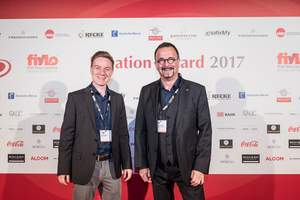 Location Award 2017 - Empfang