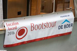Location Award 2016 - Bootstour