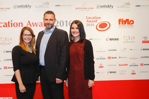 Location Award 2016 - Empfang