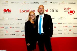 Location Award 2016 - Empfang