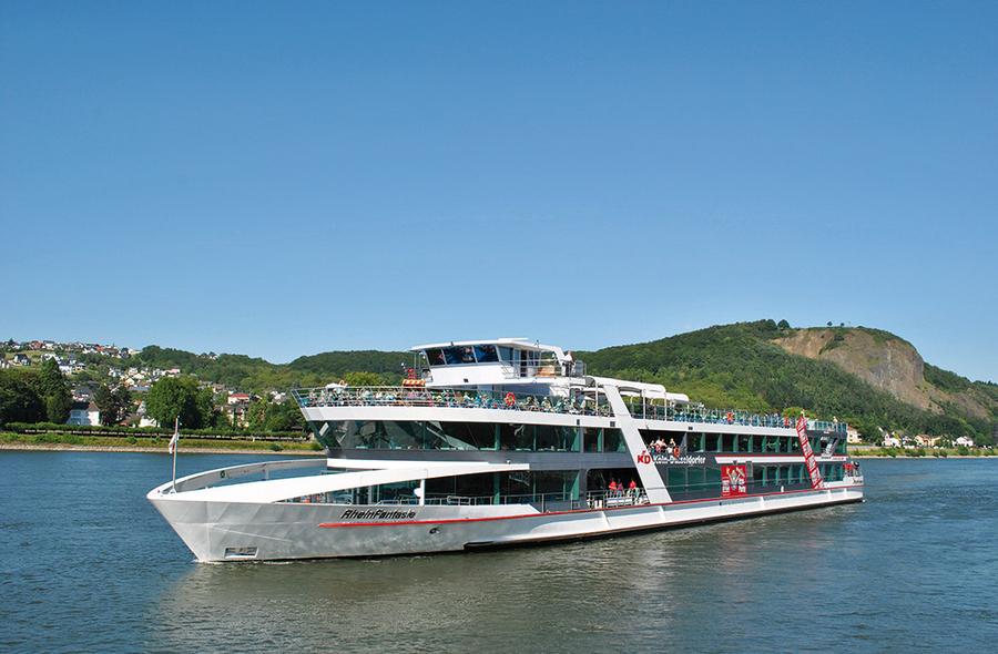 Eventschiff MS RheinFantasie