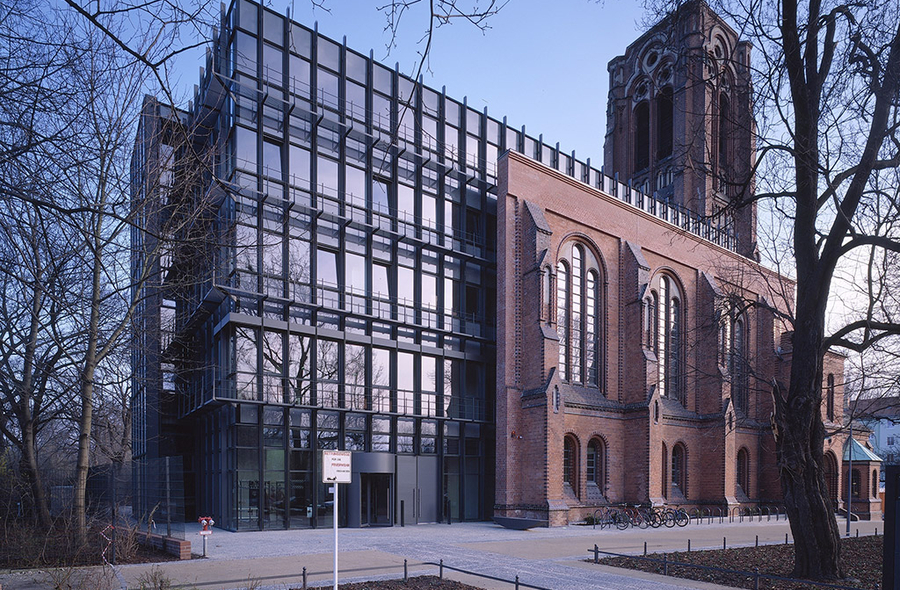 BESONDERE ORTE - Umweltforum Berlin