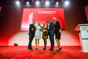 Location Award 2018
