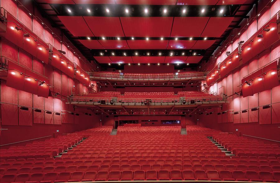 Stage Theater am Potsdamer Platz, Berlin