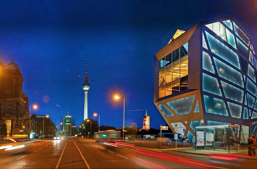 Humboldt Box Berlin