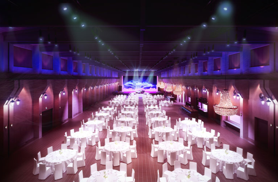Grand Hall Zollverein