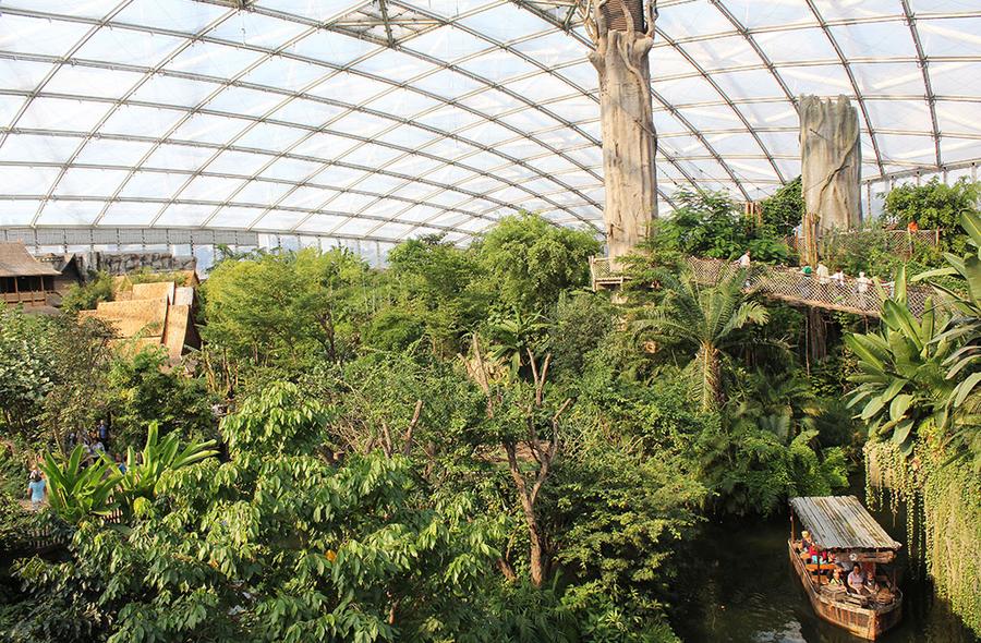 Zoo Leipzig GmbH, Eventbereich im Gondwanaland