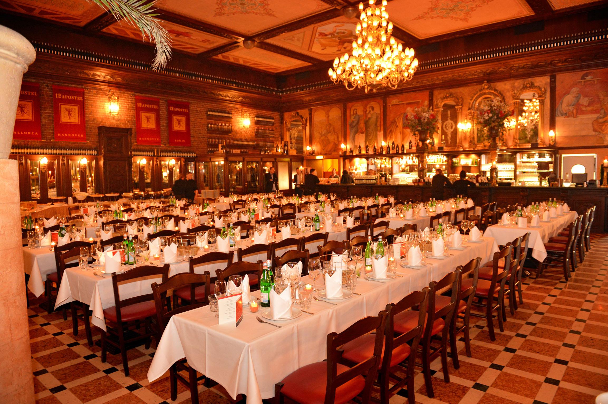 Atlantic Hotel Hannover Restaurant
